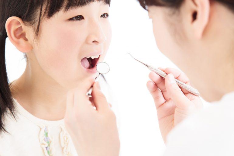 お子さんの歯の矯正もできます